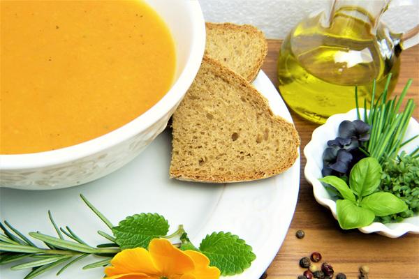 mercimek çorbası kalori