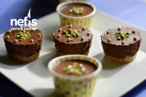 Çikolatalı Mousse (Yumurtasız) Tarifi