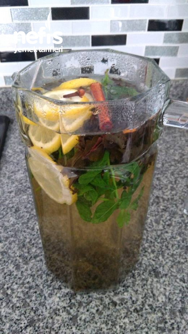 Ice Tea (Yeşil Çay)