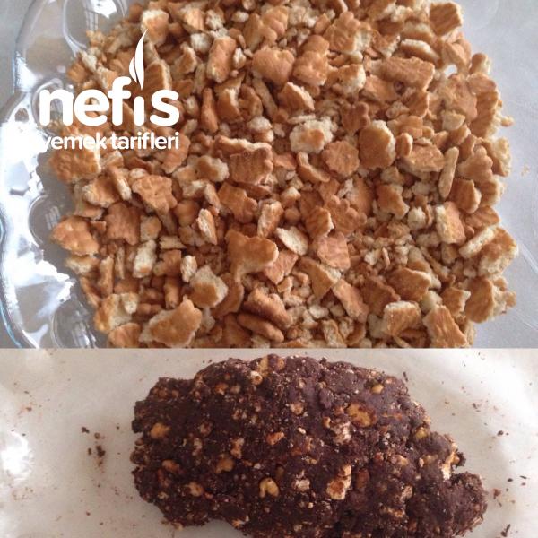 Kakaolu Atıştırmalık Toplar