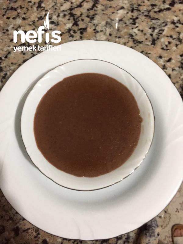 Kakaolu Damla Sakızlı Sütlaç