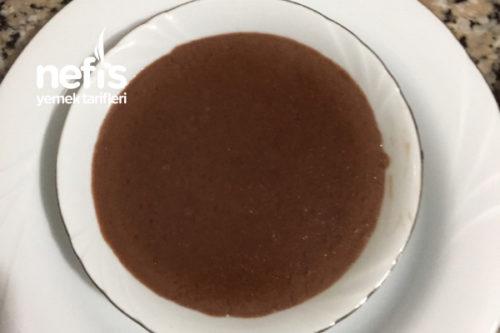 Kakaolu Damla Sakızlı Sütlaç Tarifi