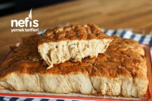 Puf Puf Kabaran Tam Ölçülü Haşhaşlı Çörek Tarifi