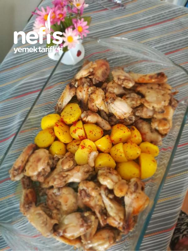 Şipşak Tavuk Patates (Çok Kolay)