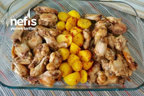 Şipşak Tavuk Patates (Çok Kolay) Tarifi