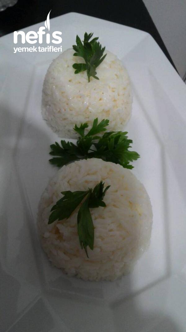 Terme Pirinç İle Pilav