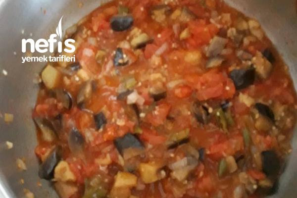 Domates Tavası (gaziantep)