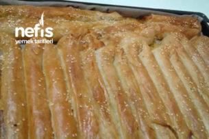 Hazır Yufka İle El Açması Tadında Patatesli Börek Tarifi