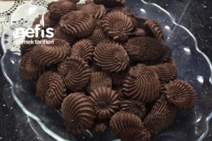 Kakaolu Kıtır Bisküvi Tarifi