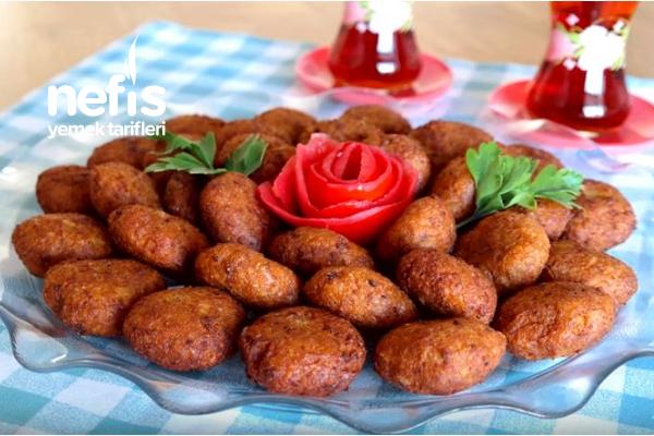 Patatesli Bulgur Köftesi (Yapma)