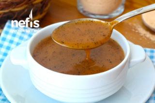 Tarhana Çorbası Yapımı (videolu) Tarifi