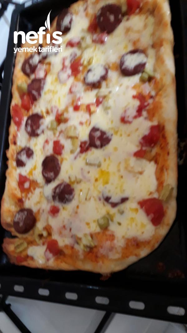 Bereketli Pizza