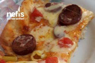 Bereketli Pizza Tarifi