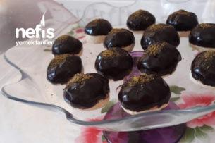 Çikolata Soslu Kurabiyelerim Tarifi