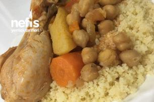 Couscous Tarifi