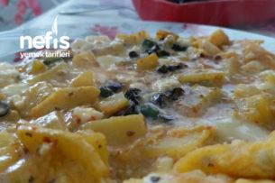 Patates Omlet Tarifi