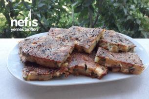 Patatesli Tuzlu Kek (Bol Vitaminli) Tarifi