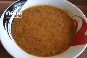 Kıymalı Sebzeli Mercimek Çorbası (Çocuklarınıza Vitamin) Tarifi
