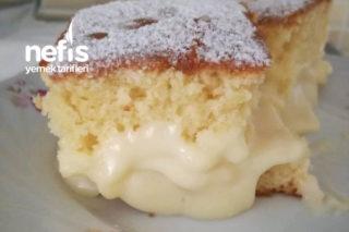 Küçük Borcamda Alman Pastası Tarifi
