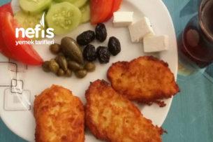 Çıtır Patates Mücver Tarifi