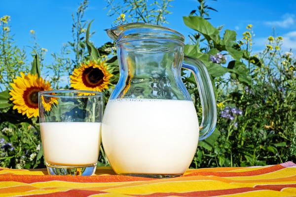 süt kaç kalori