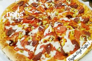 Yok Böyle Pizza Tarifi
