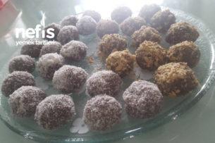 Çikolatalı Toplar (Yapımı Çok Kolay) Tarifi