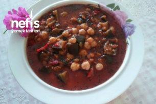 Patlıcanlı Sulu Köfte Tarifi