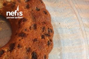 Yumuşacık Üzümlü Kek Tarifi