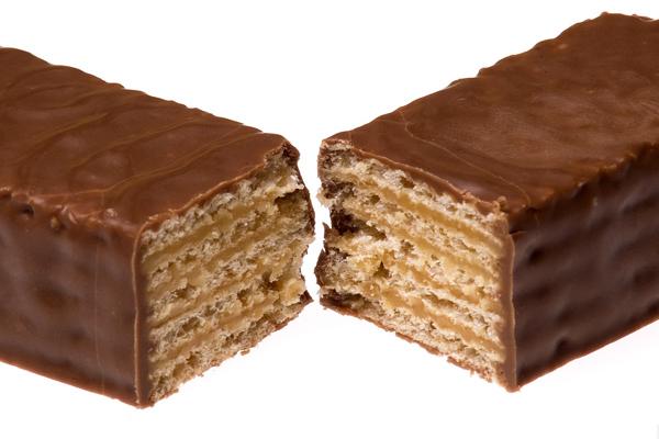 çikolata gofret kaç kalori