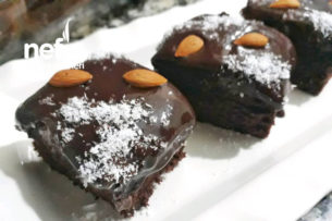 Kakaolu Ağlayan Pasta Tarifi