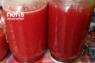 Erik Marmelatı Ve Konsantre Meyve Suyu Tarifi