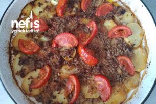 Fırında Kolay Patates Tarifi