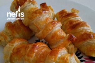 Milföy Şeritli Çıtır Börek Tarifi