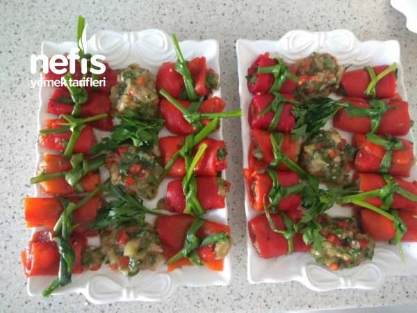 Pakette Köz Salata