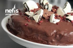 Schoko Kuchen (Çikolatalı Pasta) Tarifi