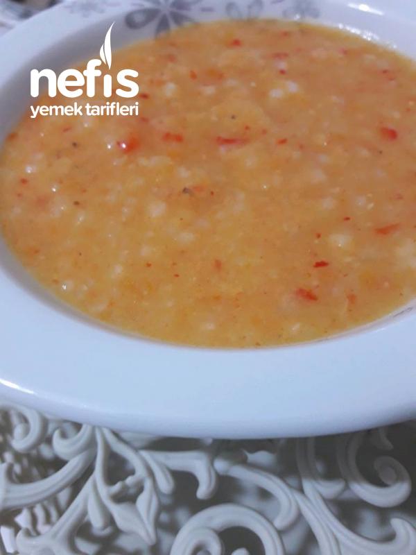 Sebze Corbasi +8 Ay ( Vitamin Deposu )