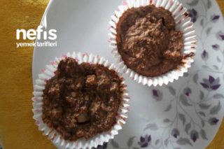 Yulaflı Muffin Tarifi