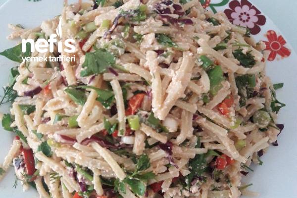 Has Erişte Salatası Tarifi