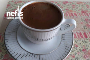 Klasik Türk Kahvesi Tarifi