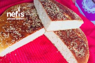 Mayalı Yumuşacık Tepsi Ekmeği Tarifi