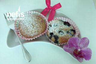 Meyveli Yumuşacık Muffins Tarifi