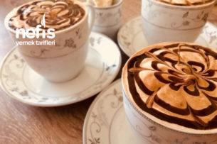 Sütlü Köpüklü Latte Tarifi