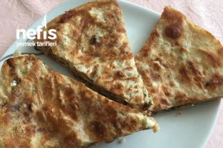 Çevirme Börek (Tandır Ekmeğinden) Tarifi