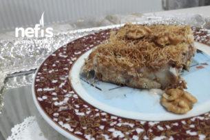 Kedidilli Tavuk Göğsü ( Kadayıflı) Tarifi