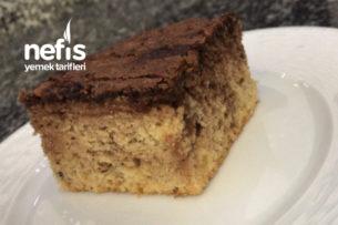 Pratik Haşhaşlı Kakaolu Kek Tarifi