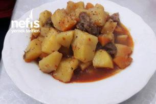Sulu Patates (Düdüklü Tencere de ) Tarifi