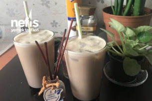 3 Malzemeli Soğuk Nescafe Tarifi