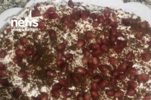 Çikolatalı Narlı Pasta Tarifi