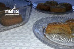 Muffin Kalıbında Kadayıf Tatlısı Tarifi